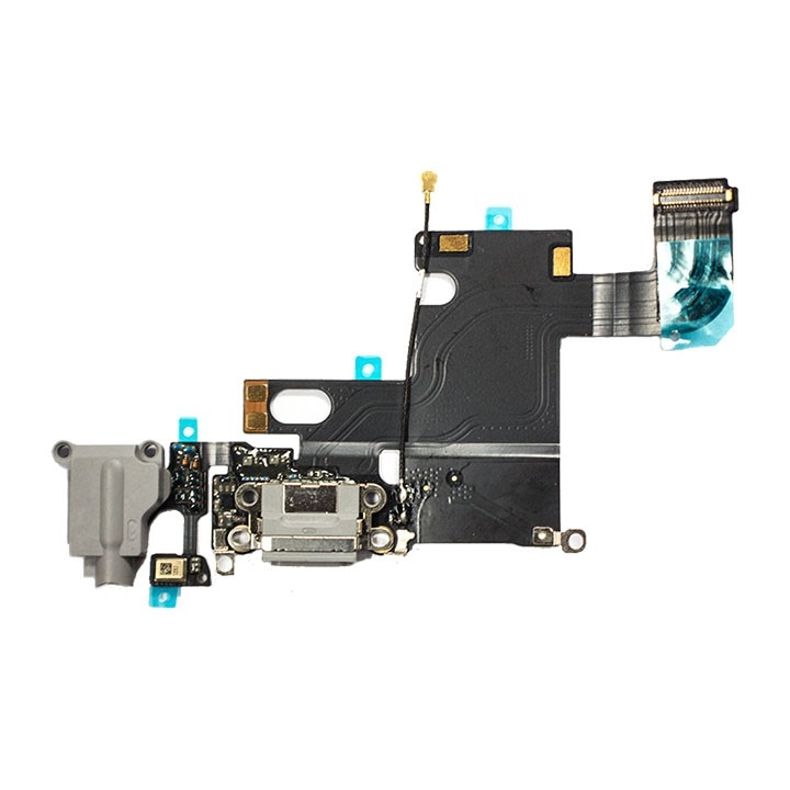 on sale 12b68 102f3 Home :: Apple Repair Parts :: IPHONE :: Apple iPhone 6S :: Apple iPhone 6S  Charging Port Black